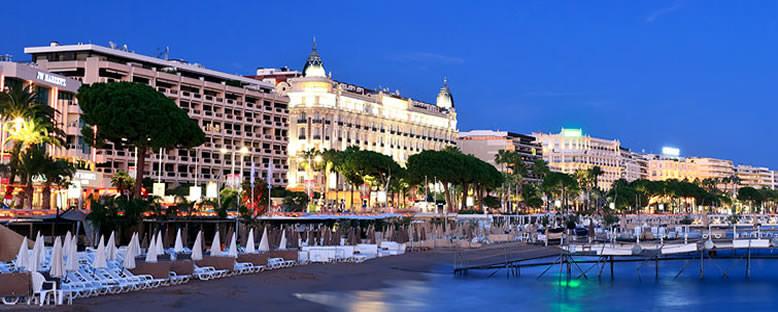 Akşam Manzarası - Cannes