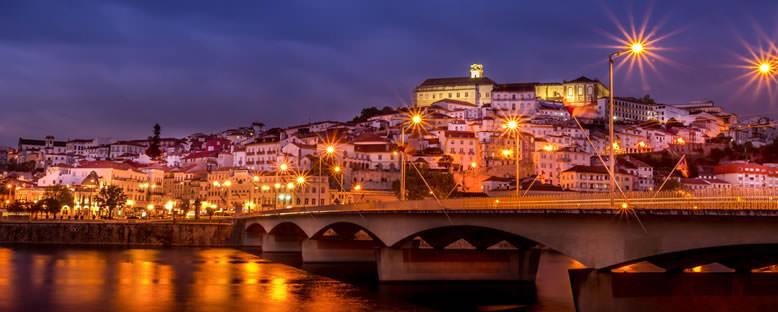 Akşam Manzarası - Coimbra