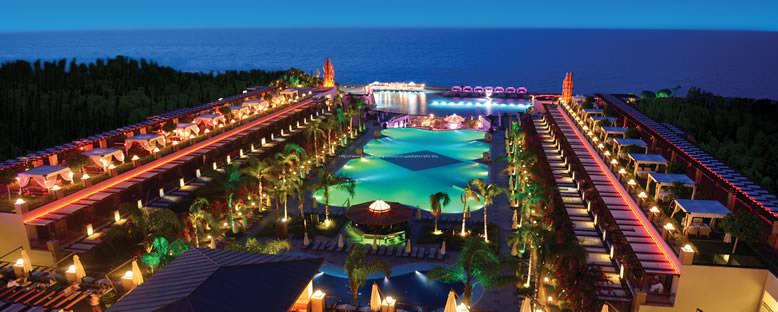 Akşam Manzarası - Cratos Premium Hotel