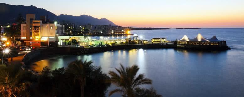 Akşam Manzarası - Dome Hotel