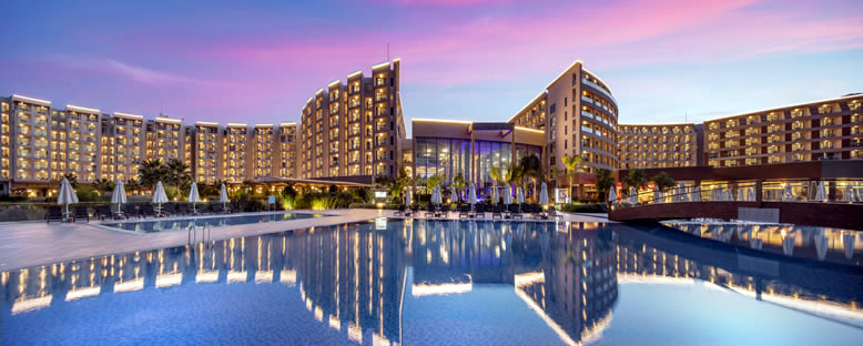 Akşam Manzarası - Elexus Hotel