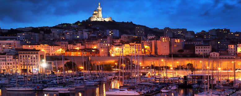 Akşam Manzarası - Marsilya