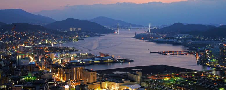 Akşam Manzarası - Nagasaki