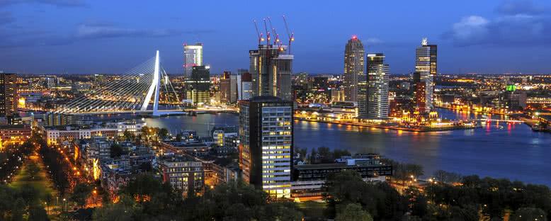 Akşam Manzarası - Rotterdam
