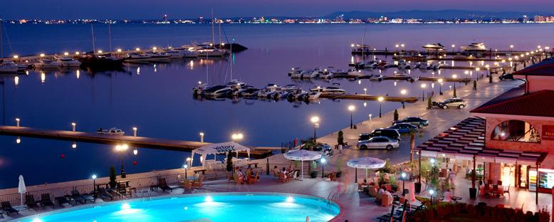 Akşam Manzarası - Sunny Beach