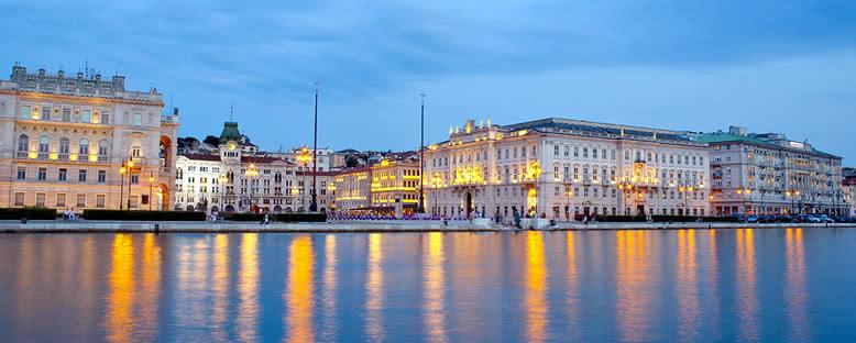 Akşam Manzarası - Trieste