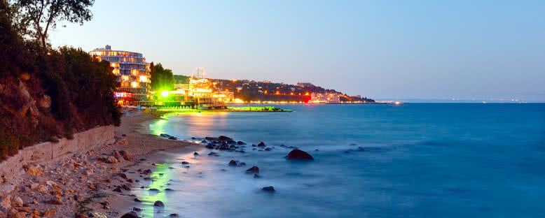 Akşam Manzarası - Varna