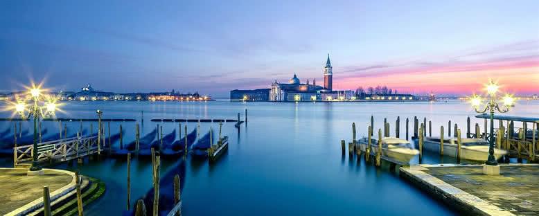 Akşam Manzarası - Venedik