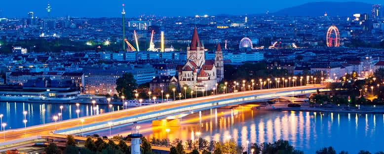 Akşam Manzarası - Viyana