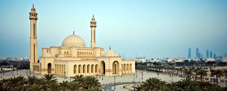 Al Fateh Büyük Camii - Bahreyn
