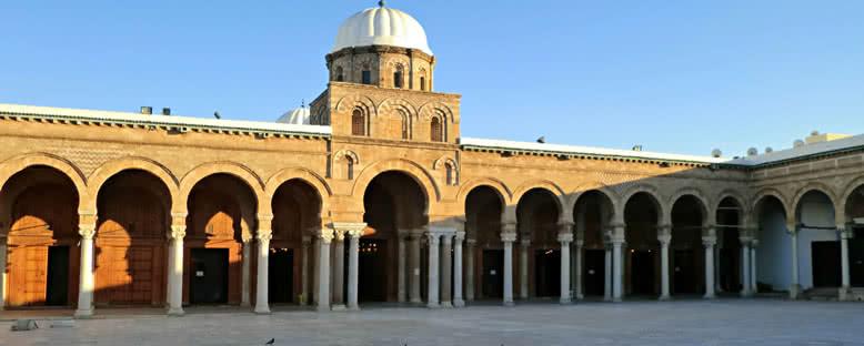 Al-Zaytuna Camiisi - Tunus