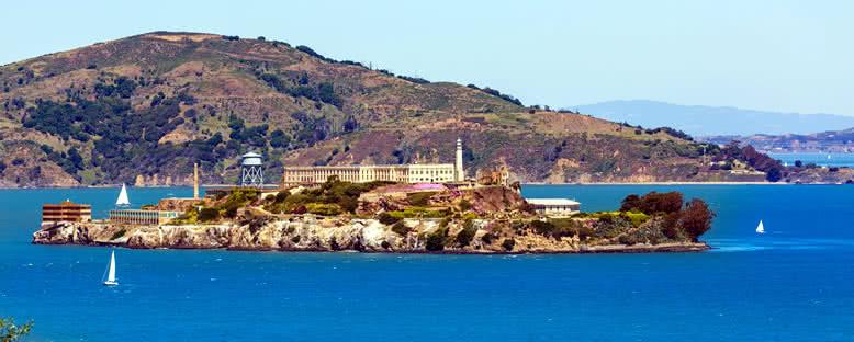 Alcatraz Hapisanesi - San Franciso
