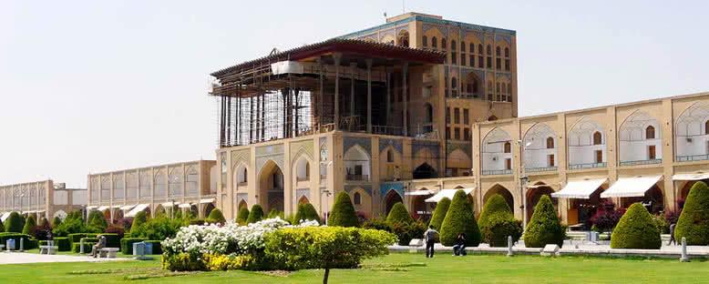 Ali Gapu Sarayı - İsfahan