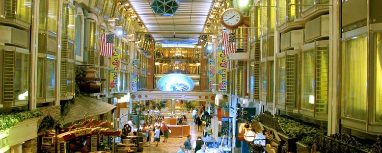 Alışveriş Alanları
