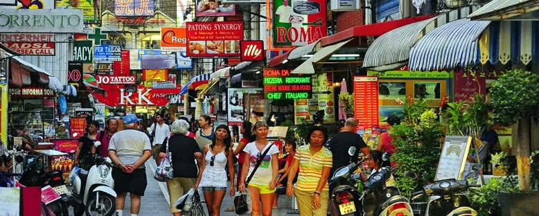 Alışveriş Caddeleri - Phuket