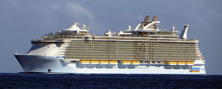 Allure of the Seas ile Doğu Karayipler