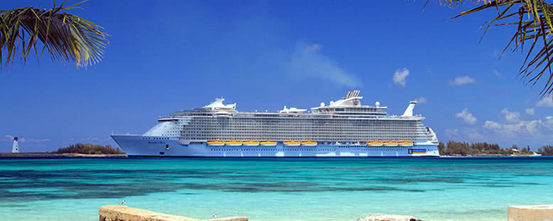Allure of the Seas Cruise Gemisi ile Doğu Karayipler
