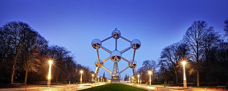 Atomium Heykeli - Brüksel