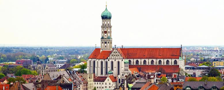 Ulrichskirche - Augsburg
