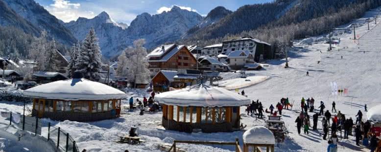 Alplerde Kayak - Kranjska Gora