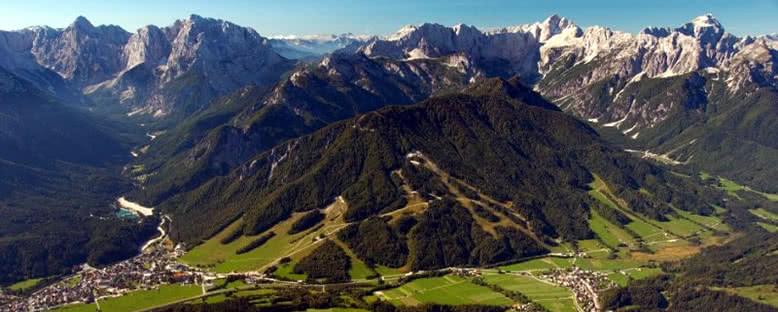 Alplerde Yaz - Kranjska Gora
