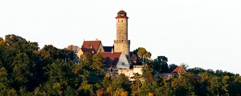 Altenburg Kalesi - Bamberg