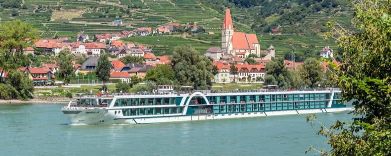 Romantik Ren Nehri Gemi Turları