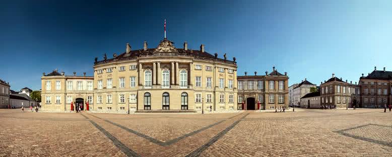 Amalienborg Sarayı - Kopenhag