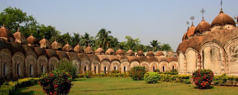 Ambika Kalna Tapınakları - Ganj Nehri