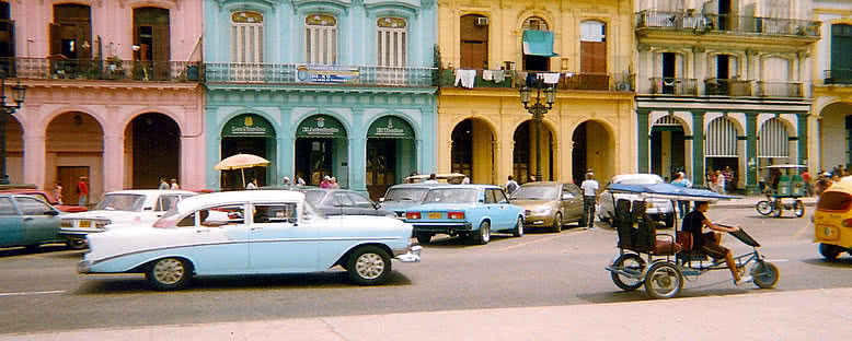 Eski Arabalar - Havana