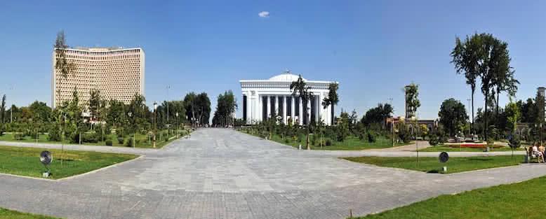 Amir Temur Meydanı - Taşkent