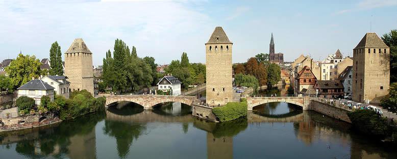 Şehir Manzarası - Strasbourg
