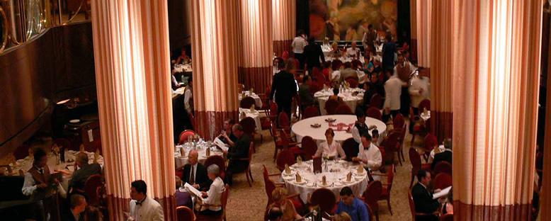 Ana Restaurant - Serenade of the Seas
