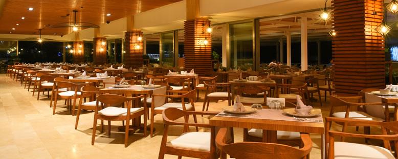 Ana Yemek Alanı - Acapulco Resort Hotel