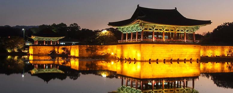 Anapji Gölü - Busan