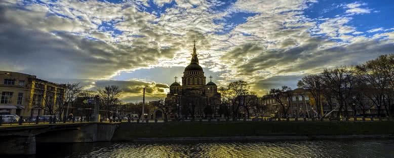 Annunciation Katedrali - Kharkov