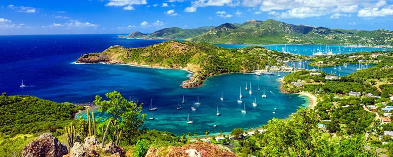 Antigua ve Barbuda - Antiller