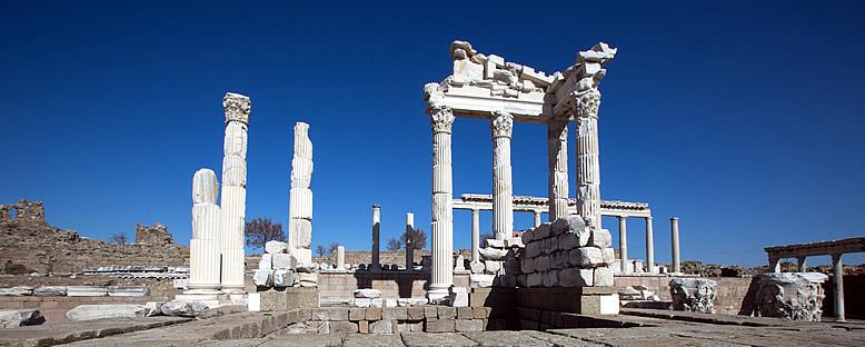 Antik Tapınak - Bergama