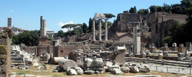Antik Forum - Roma