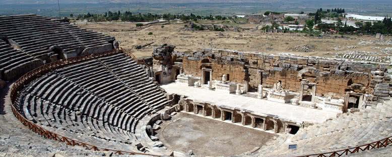 Antik Tiyatro - Pamukkale