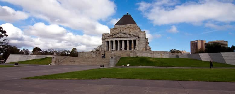 Anzak Anıtı - Melbourne