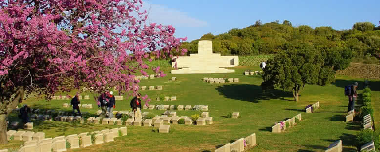 Anzak Mezarlığı - Gelibolu