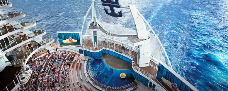 Aqua Theater - Harmony of the Seas