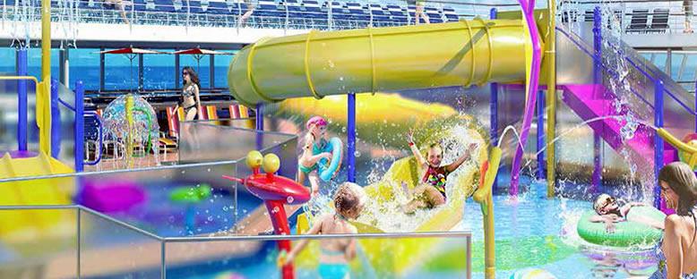 Aquapark - Majesty of the Seas