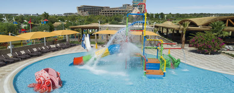 Aquapark - Nuh'un Gemisi Hotel