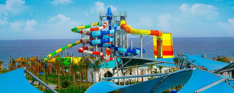 Limak Cyprus Deluxe Hotel - Aquapark
