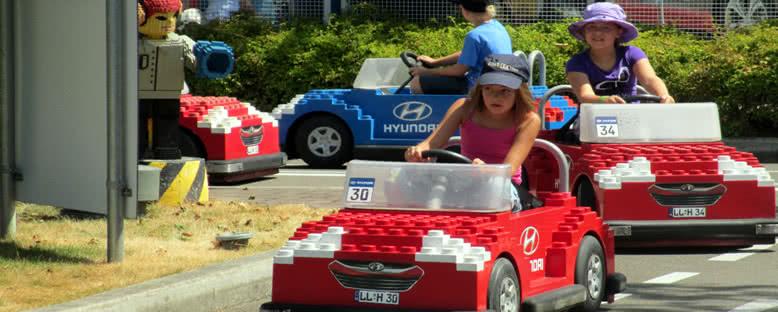 Araba Yarışı - Legoland
