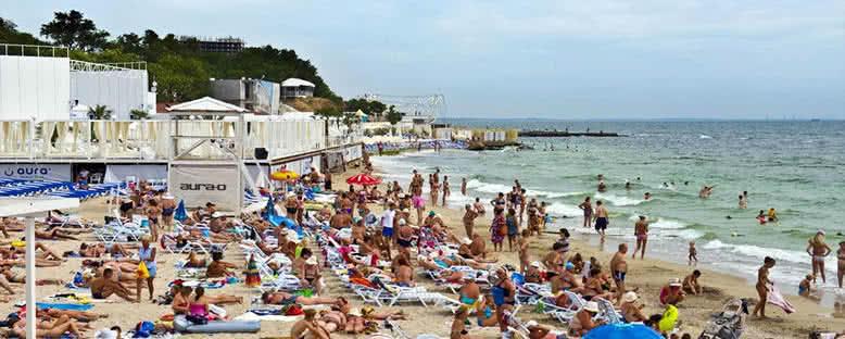 Arcadia Plajı - Odessa