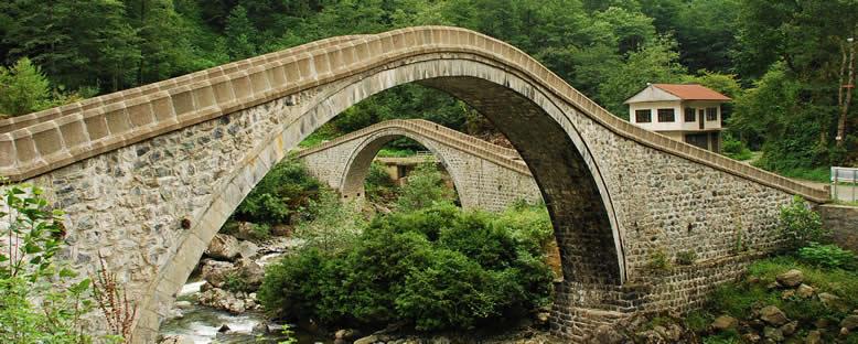 Arhavi Çifte Köprü - Artvin
