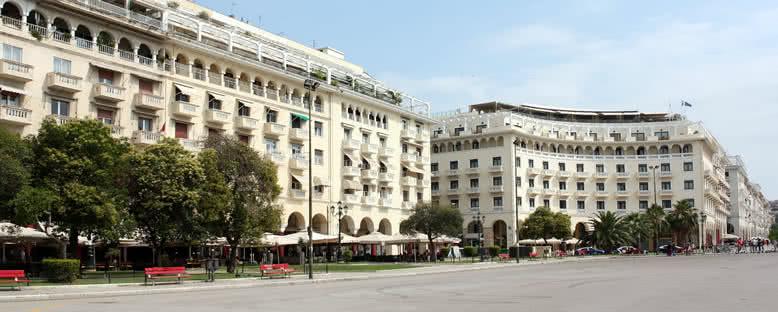 Aristotales Meydanı - Selanik